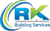 rk building services logo
