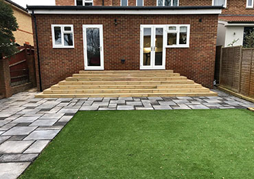 driveways installed in oxted area