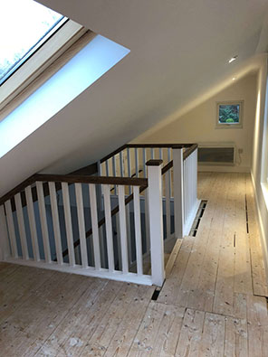 best materials used in house conversion work