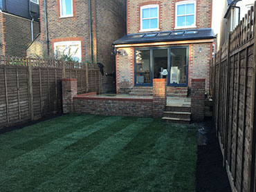 driveways and patios installed in redhill house